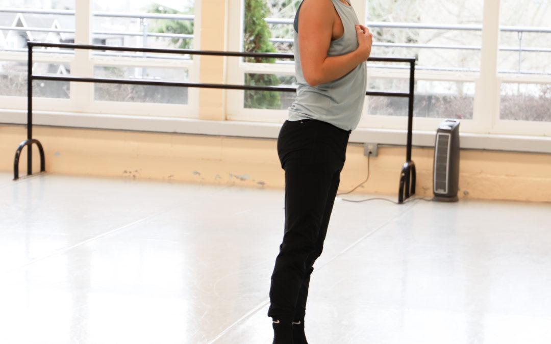 Meet the Choreographer | Karl Watson